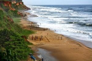 Varkala Beaches, India