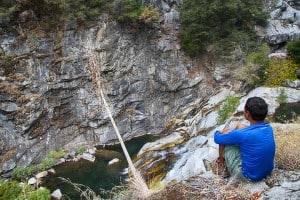 Sequoia and Kings Canyon National Parks - Marble Falls