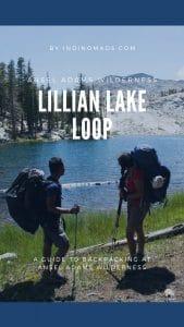 Lillian Lake Loop