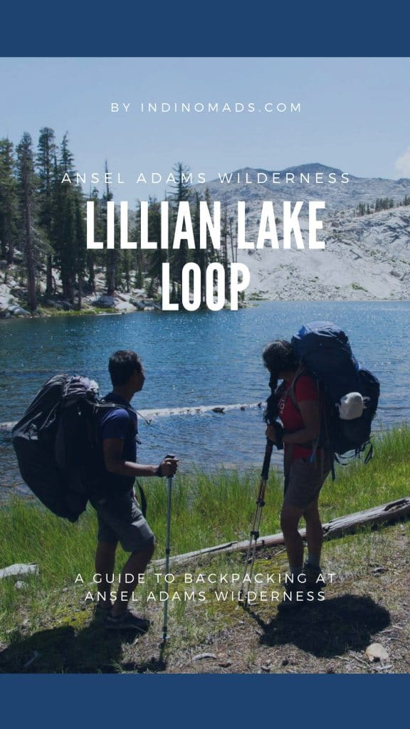 Lillian Lake Loop