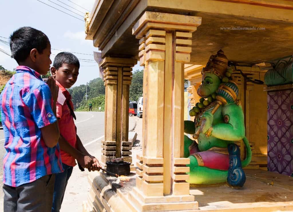 temples in Nuwara Eliya