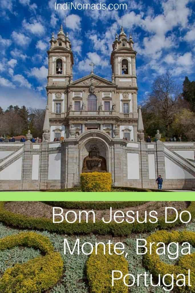 Bom Jesus do Monte in Braga