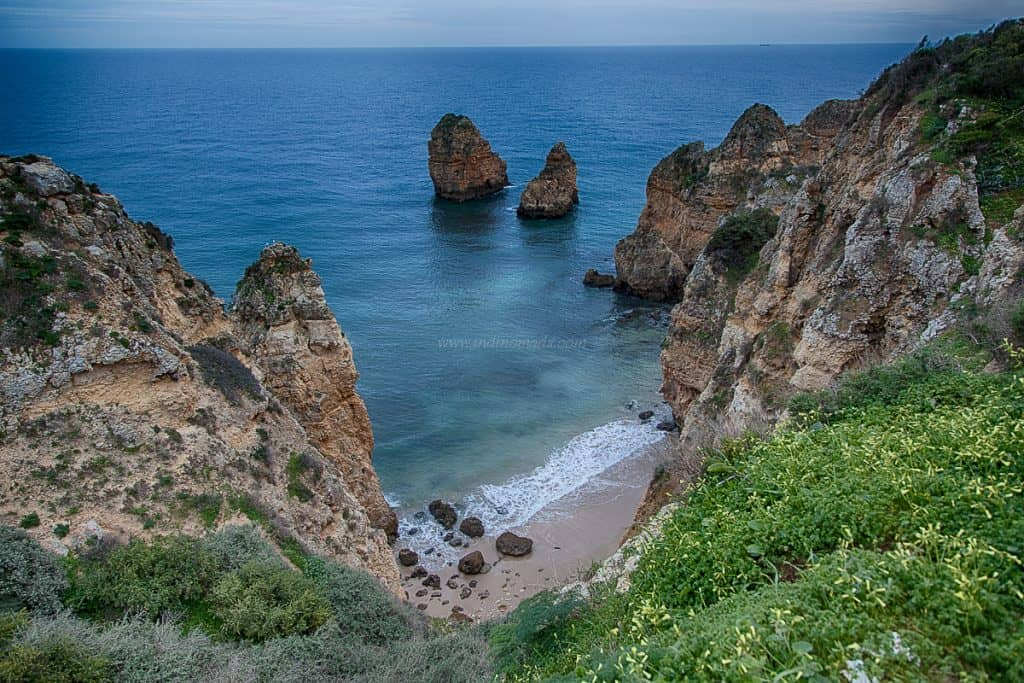 best beaches of Algarve