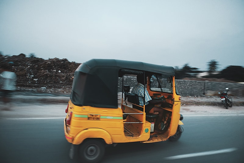 Getting Around in Chennai