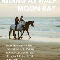 Horse riding Half moon bay