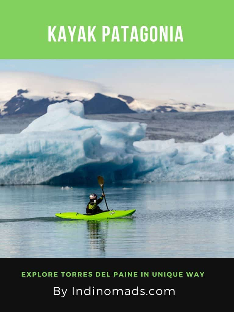Kayak patagonia