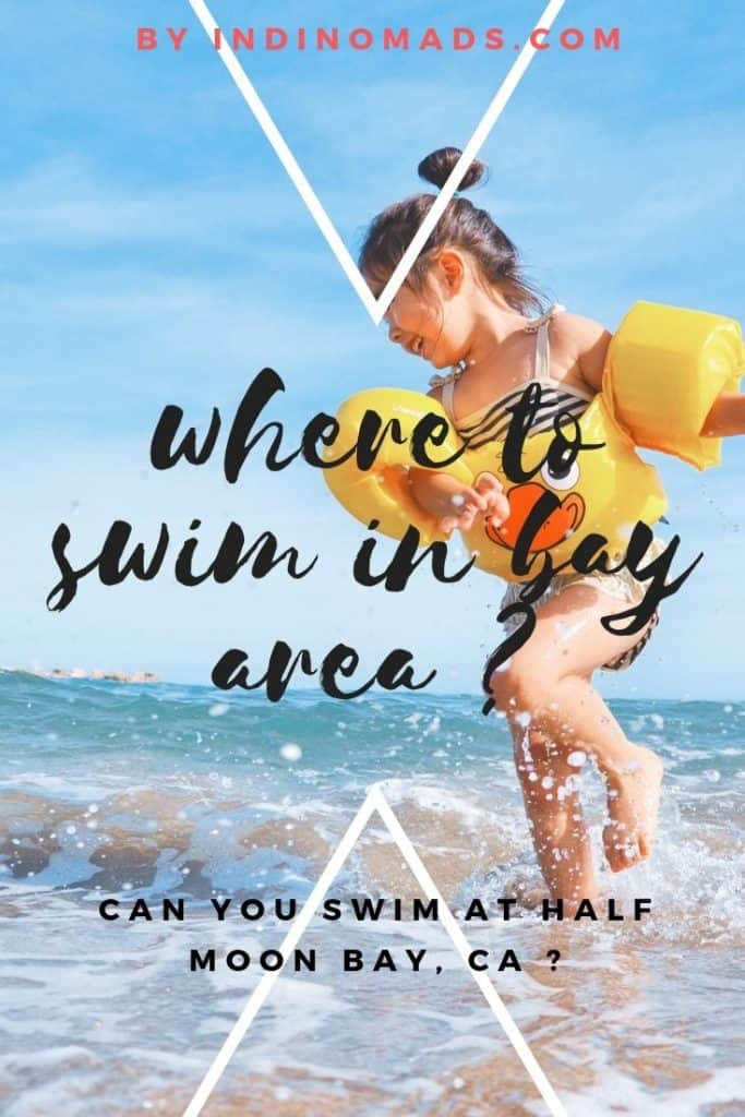 Can you swim at Half Moon Bay?