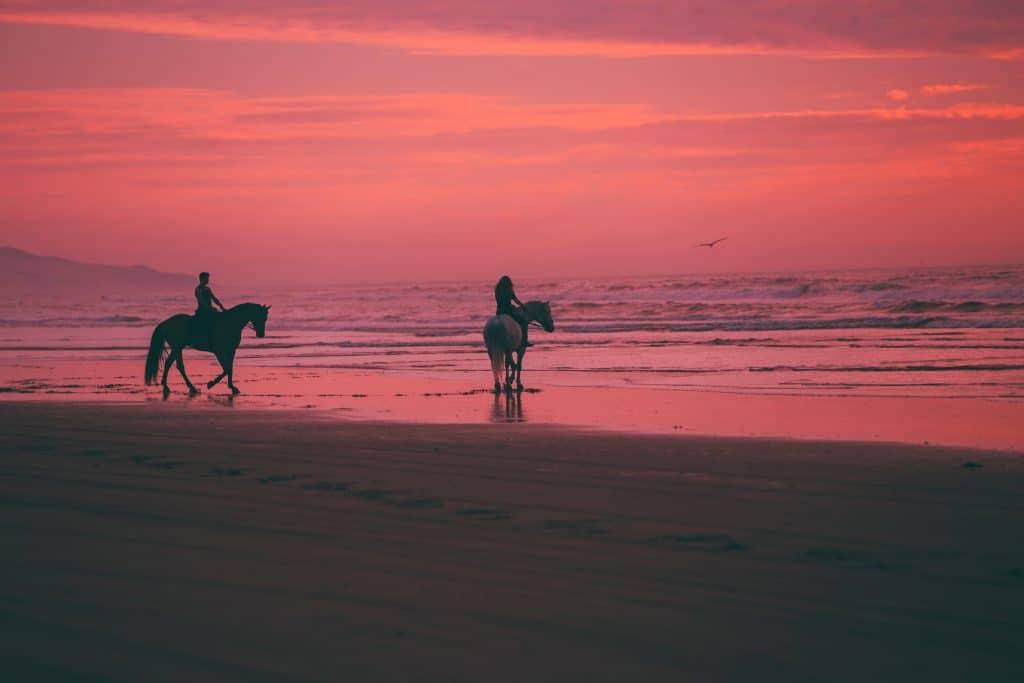 Horseback riding Half Moon Bay
