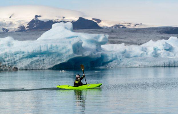 Patagonia Kayaking