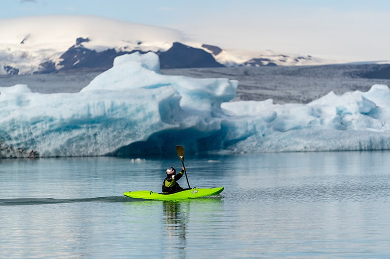 Patagonia Kayaking