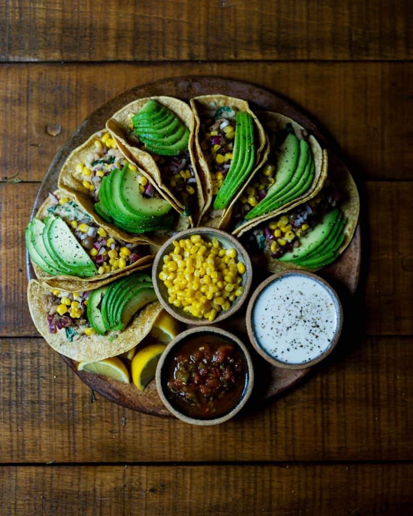 Vegan food in Estes Park