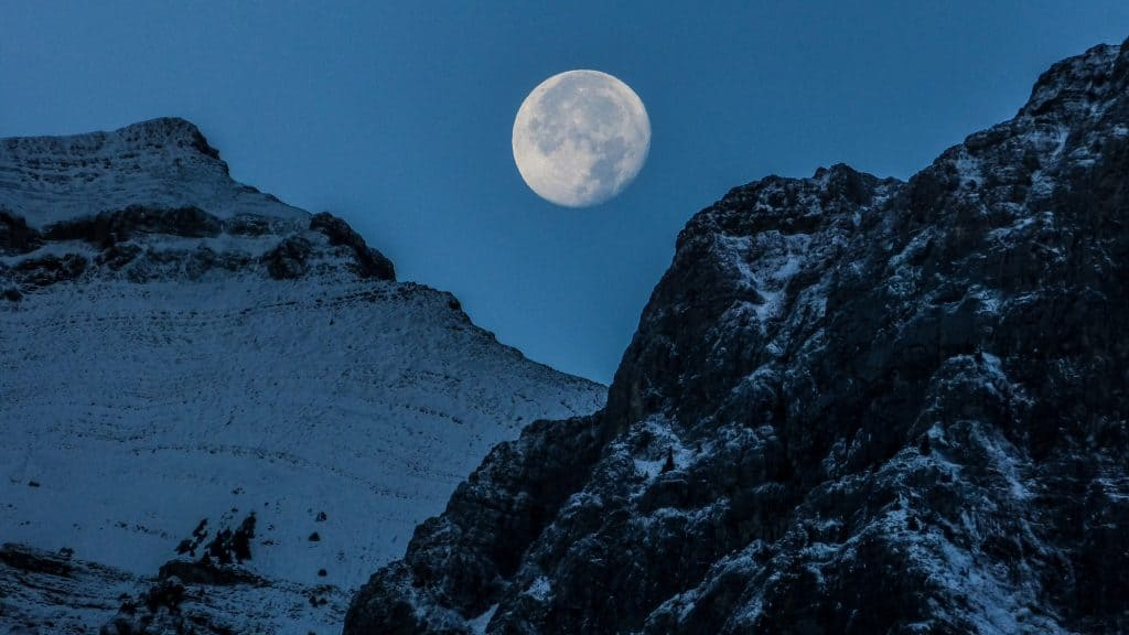 Full Moon Hike at Rocky Mountain National Park