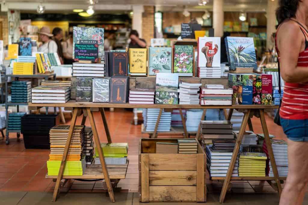 Half Moon Bay bookstore