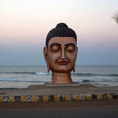 Bheemili Beach Near Vizag – Experience village beach life.