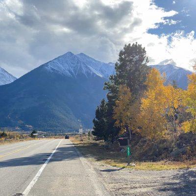 Colorado Road Trip In October – Fall Colors, Snow & Sun