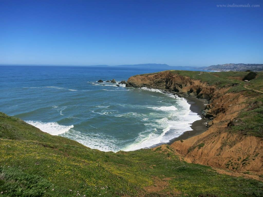 After Mori Point Just Walk Along The Ocean On Unmarked Trails To Reach Above Mentioned Beaches