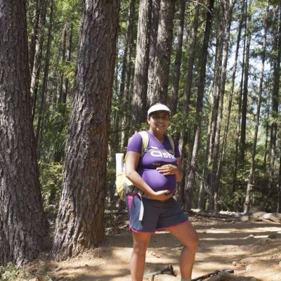Hiking While Pregnant – Walking For Two