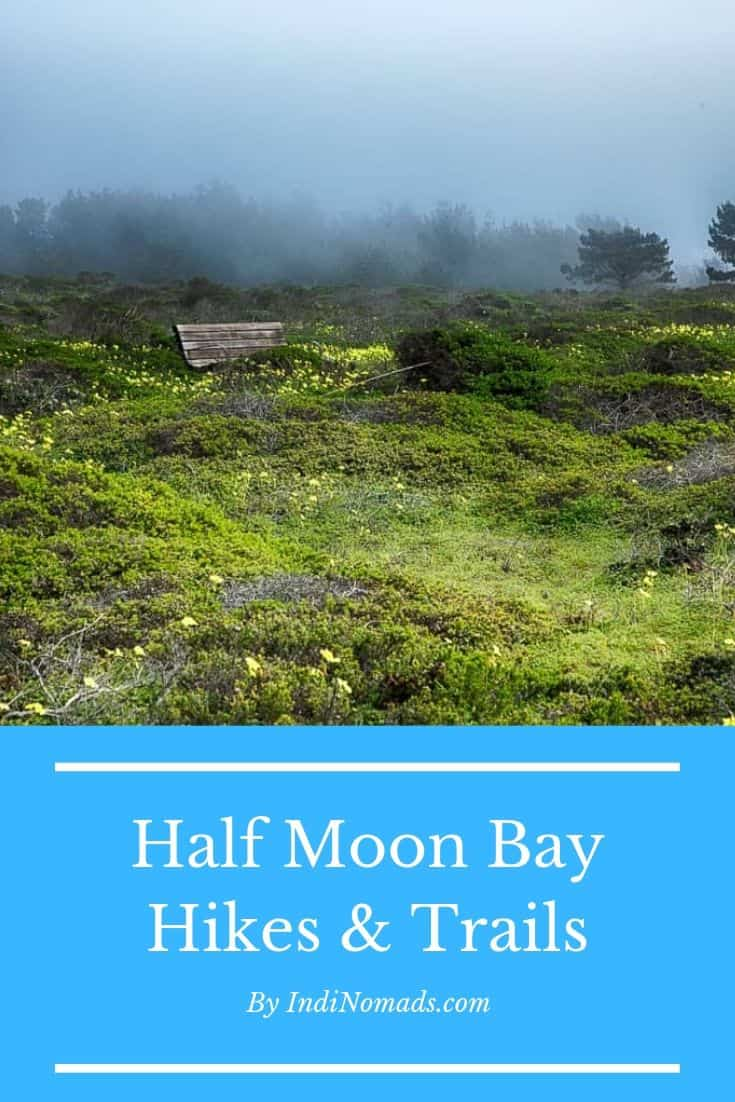 Half Moon Bay Hikes and Trails